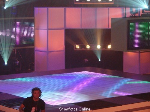 Avro junior song led pixel floor